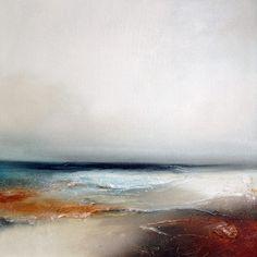 """Saatchi Art Artist: Paul Bennett; Oil 2012 Painting """"The Calm"""""""