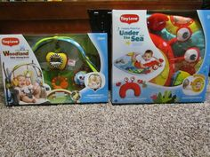 Mommy's Favorite Things: Tiny Love Review & Giveaway