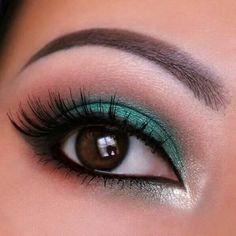 Nice pop for my dark brown eye ;)