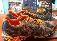Even though I prefer Mossy oak, I would buy! realtree camo tennis shoes