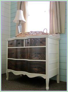 The Uncluttered Lifestyle: Serpentine Dresser Revealed. Refurbished Furniture, Paint Furniture, Repurposed Furniture, Furniture Projects, Furniture Making, Furniture Makeover, Home Furniture, Antique Furniture, Modern Furniture