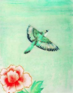 Hadley Hutton - Flying Swallow