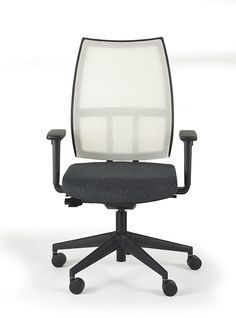 Find this Pin and more on Freda Mesh Task Chair by Tangent by tangentfurnitur.  sc 1 st  Pinterest & Narrow Office Chair - Best Home Office Furniture Check more at http ...