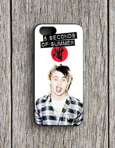 5 Seconds Of Summer Michael Clifford iPhone 5 | 5S Case