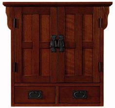 Craftsman wall cabinet.