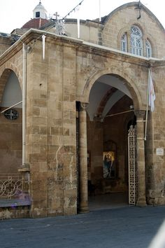 Faneromeni Church, Nicosia, Cyprus