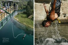 The 10 Scariest Bungee Jumps in the World