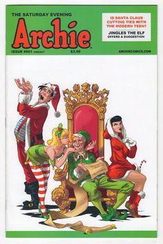 Archie #661 Ramon K Perez Variant Cover (2014)
