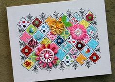Lots of color card.  Love the design.