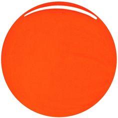 RGB Cosmetics Nail Polish - Monarch ($18) ❤ liked on Polyvore featuring beauty products, nail care, nail polish, circle, circular, filler, round, opaque nail polish, formaldehyde free nail polish and orange nail polish