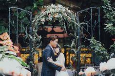 Dana + Leoel married at Nosh {samuel}