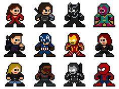 8-bit Civil War