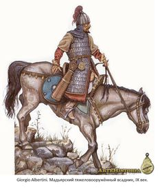 Pictures of Steppe Warriors Lamellar Armor, Ottonian, Military Costumes, Historia Universal, Armadura Medieval, Early Middle Ages, Medieval Armor, Dark Ages, Barbarian