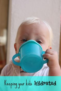 how to keep kids hydrated in the summer: 6 cool ways