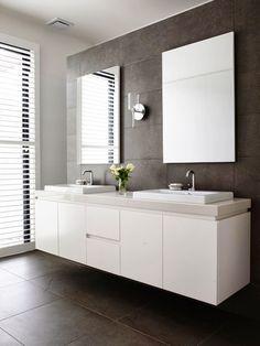 Bathroom Design Austin boy's bathroom   grayscale design   shornecliff   grayscale design