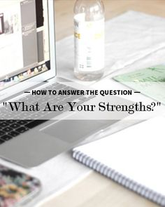 "How to Ace the ""What Are Your Strengths?"" Interview Question #levoleague"