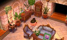 conservatory, rococo, plants
