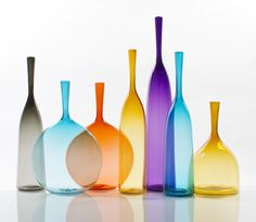 Joe Cariati Hand-Blown Glass