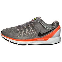 new product 203a2 28cd8 Nike Mens Air Zoom Odyssey 2 Running Shoe DustBlackVolt 844545 018 Size 11  DM US -- Check out this great product.