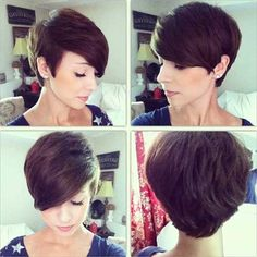 30 Pixie Cut Hairstyle | The Best Short Hairstyles for Women 2015