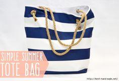 МК пляжная сумка