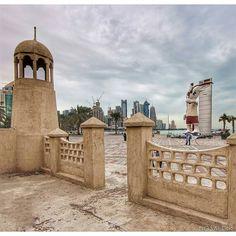 Good Morning #Doha #Qatar صباح الخير #الدوحة  #قطر @qa_bosalem  TAG YOUR PHOTOS  #Qatarism