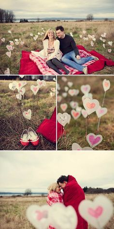 Inspiration For Pregnancy and Maternity : Permalink to Valentine's engagement shoot: Gina Jeff - Photography Magazine Valentine Mini Session, Valentines Day Photos, Photography Poses, Family Photography, Maternity Photography, Photos Saint Valentin, Chaleco Casual, Marriage Goals, Relationship Goals