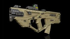 Tactical Gear and Military Clothing News : Versia Military Design Future Assault Rifle