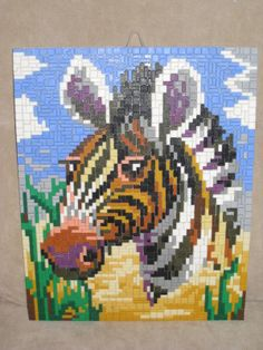 Ministeck Pearler Bead Patterns, Pearler Beads, Create A Board, Deco, Cross Stitching, Beading Patterns, Diy And Crafts, Mickey Mouse, Mosaic