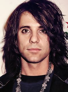 criss angel with black hair - Google Search