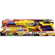 Zuru X-Shot Excel Max Attack Clip Blaster