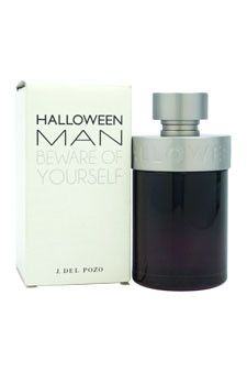 jesus del pozo halloween tattoo man 125ml42oz eau de toilette cologne spray view more on the link httpwwwzeppyioproductgb23222636 - Halloween Purfume