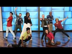"""Ellen Degeneres And Michelle Obama Had An """"Uptown Funk"""" Dance-Off And They Shut It DOWN"""