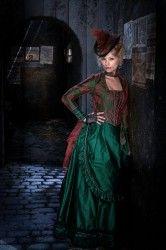 MyAnna Buring as Long Susan in Ripper Street