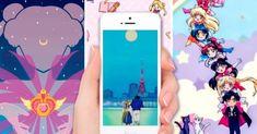 16 Diseños de uñas inspirados en la magia de Sailor Moon Sailor Scouts, Cartoon Profile Pictures, Sailor Moon Crystal, Cute Wallpapers, Iphone Wallpaper, Phone Cases, Anime, Queso, Boyfriend