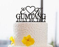 Same Sex Cake Topper-Wedding Cake Topper-Lesbian by DreamsGarden