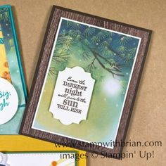 Paper Pumpkin Alternatives, Stampin Up!, Brian King, Let the Adventure Begin Tri Fold Cards, Folded Cards, Nighttime Sky, Images O, After The Storm, Zoom Call, And So The Adventure Begins, Paper Pumpkin, Dark Night