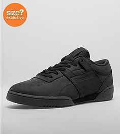 c6274563c38 Reebok Workout Clean Lux - size  Exclusive Mens Trainers