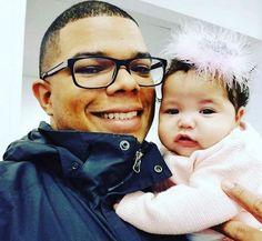 """From the @Lifeofdad Instagram Feed:  """"Selfie with my princess."""" community member @eldela56"""