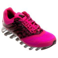 adidas springblade drive rosa feminino