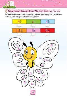 1. Sınıf Konu Anlatım SES FASİKÜLLERİ First Grade, Special Education, Alphabet, Kindergarten, Student, Books, Reindeer, Dyslexia, Classroom