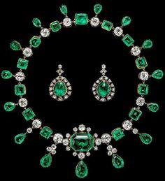 Russian Royal Jewelry