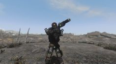 Can raiders fly? (Happy Friday!) #Fallout4 #gaming #Fallout #Bethesda #games #PS4share #PS4 #FO4