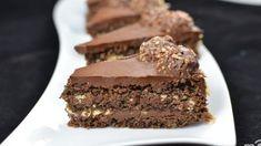 Ferrero Rocher Receita do bolo | Prato da mamãe