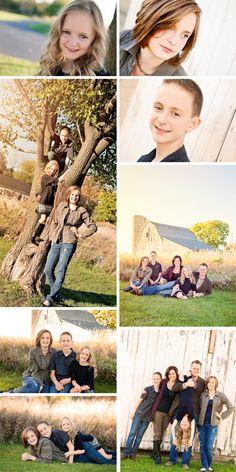 "Family ""R"" | Family Photography | Plainfield, IL » Riley Jolie Photography #familyphotography, #fallphotography, #portraitphotography"