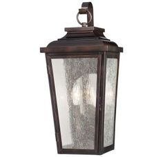 View the The Great Outdoors 72170-189 2 Light Outdoor Wall Sconce from the Irvington Manor Collection at Build.com.