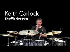Learning Shuffle Grooves with Keith Carlock (OnlineLessons. Drum Lessons, Guitar Neck, How To Play Drums, Double Bass, Music School, Clarinet, Classical Music, Choir, Orchestra