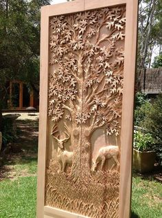 Amazing detailed doors by Richard Yates