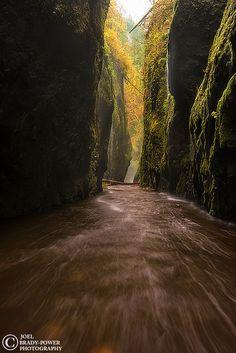 The Flood, Columbia Gorge
