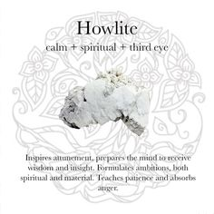 Howlite Gemstone